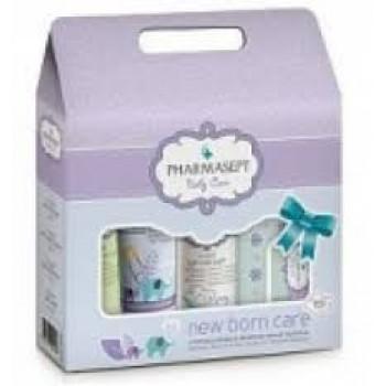 Pharmasept Total Baby Care Σετ με 4 Προϊόντα Βρεφικής Φροντίδας Tol Velvet Βρεφικά