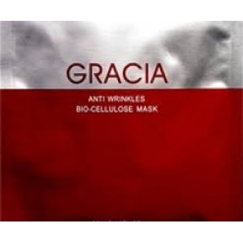 Gracia Bio-cellulose Mask Μάσκα Προσώπου με Υαλουρονικό οξύ για άμεσο lifting 30ml Πρόσωπο