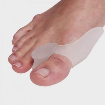 Anatomic Help Διαχωριστικό και Προστατευτικό Δακτύλου από Σιλικόνη (Ζεύγος)