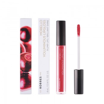 Korres Morello Voluminous Lipgloss 19 Water Melon 4 ml