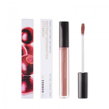 Korres Morello Voluminous Lipgloss 31 Bronze Nude 4 ml