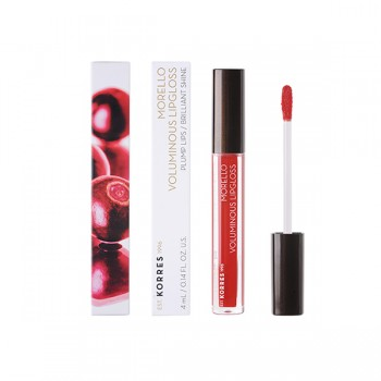 Korres Morello Voluminous Lipgloss 54 Real Red 4 ml
