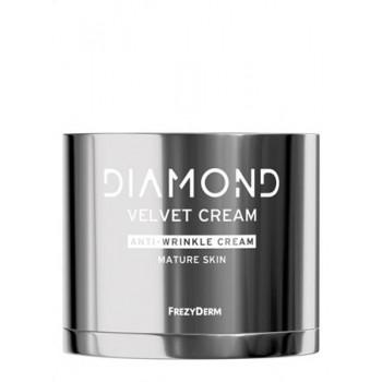 Frezyderm Diamond Velvet Αnti-wrinkle Cream Αντιγηραντική Κρέμα Προσώπου για Ώριμο Δέρμα 50 ml