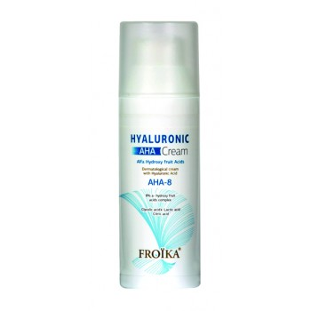 Froika Hyaluronic AHA-8 Cream 50 ml Καλλυντικά