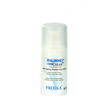 Froika Hyaluronic C Eye Cream 15 ml Οφθαλμολογικά