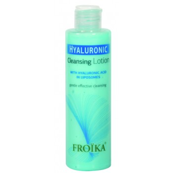 Froika Hyaluronic Cleansing Lotion 200 ml Καλλυντικά