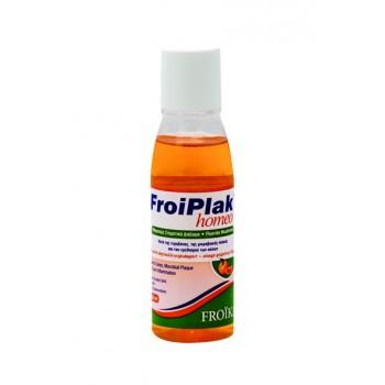 Froiplak Homeo Φθοριούχο Στοματικό Διάλυμα Πορτοκάλι-Γκρέιπφρουτ 250 ml Froika