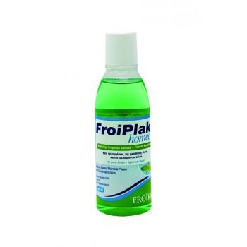 Froiplak Homeo Φθοριούχο Στοματικό Διάλυμα Δυόσμος 250 ml Froika