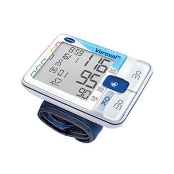 Hartmann Veroval Ψηφιακό Πιεσόμετρο Καρπού + Δώρο Ψηφιακό Θερμόμετρο