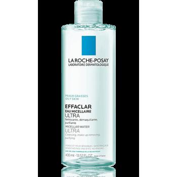 La Roche Posay Effaclar Micellar Water Oily Skin Καθαρισμός Προσώπου 400 ml