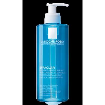 La Roche Posay Effaclar Gel Moussant Purifiant Καθαρισμός Προσώπου 400 ml