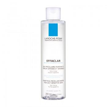 La Roche Posay Effaclar Micellar Water Sensitive Skin Καθαρισμός Προσώπου 200 ml