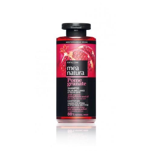 Mea Natura Shampoo Color Brilliance 300 ml Σαμπουάν - Conditioner