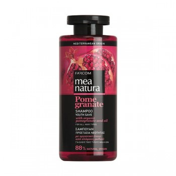 Mea Natura Shampoo Youth Save 300 ml Σαμπουάν - Conditioner