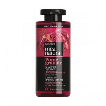 Mea Natura Shampoo Youth Save 300 ml Σαμπουάν - Conditioner