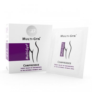 Multi-Gyn Compresses x 12 Επιθέματα