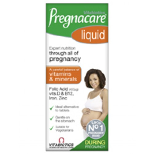 Pregnacare Liquid 200 ml Συμπληρώματα Διατροφής - Βιταμίνες