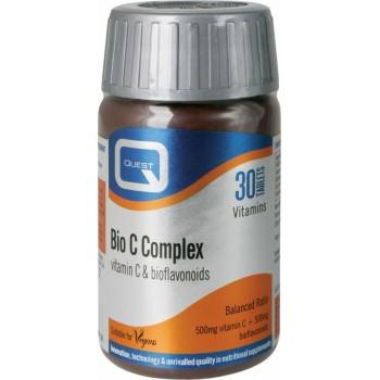 Quest Bio C Complex (500+500) mg 30 tabs