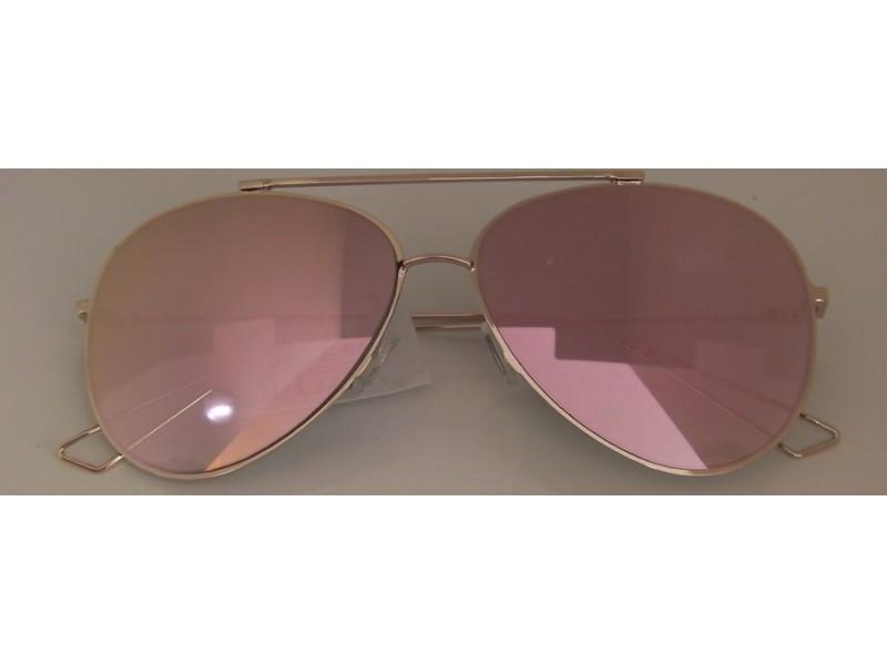 86b873f6e5a Ottica Oggi Γυαλιά Ηλίου Γυναικεία Ροζ Μεταλλικά