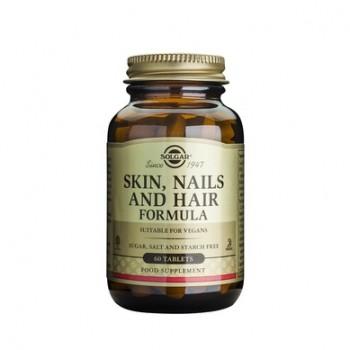 Solgar Skin, Nails & Hair 60 tabs