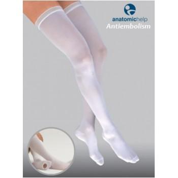 Κάλτσες Αντιεμβολικές 17-22 mmHg Ριζομηρίου Σιλικόνης Anatomic Help (Ζεύγος)