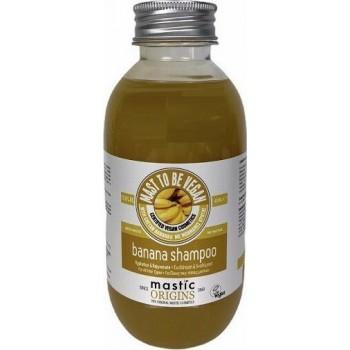 Mastic Origins Banana Shampoo 400 ml