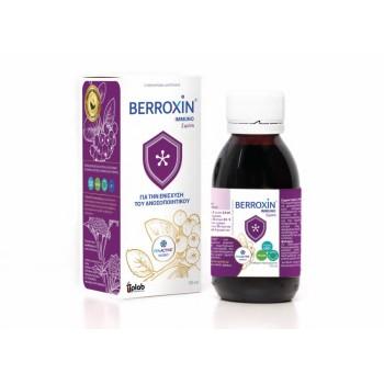 Berroxin Immuno Σιρόπι 120 ml