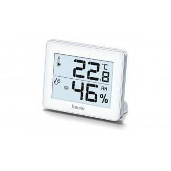 Beurer HM 16 Θερμόμετρο-Υγρόμετρο Χώρου