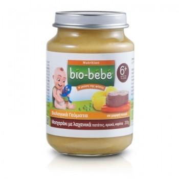 Bio-bebe Μοσχαράκι με Λαχανικά 200 gr
