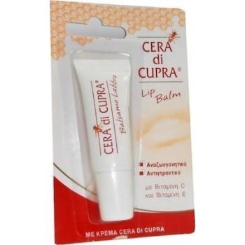 Cera Di Cupra Lip Balm Vit. C&E 10 ml Καλλυντικά
