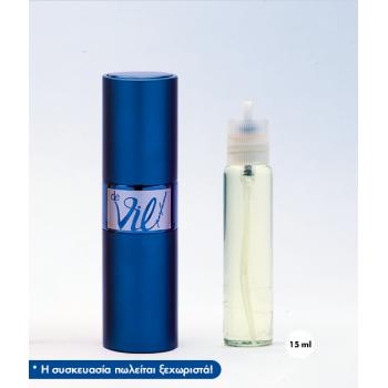 De Vil Perfume Γυναικεία και Ανδρικά Αρώματα φιαλίδιο 15 ml