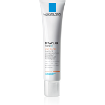 La Roche Posay Effaclar Duo[+] Unifiant Medium με Χρώμα 40 ml