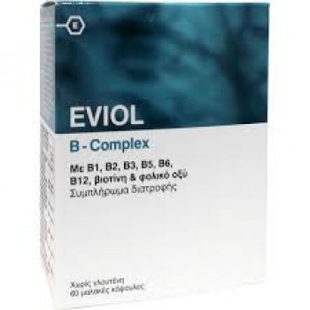 Eviol B-Complex 30 caps Gap