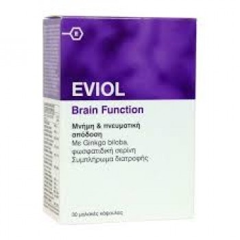 Eviol Brain Function 30 caps Gap