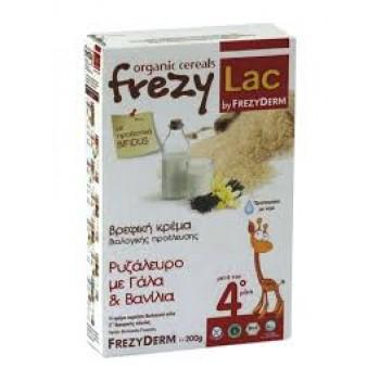 Frezyderm Frezylac Ρυζάλευρο µε Γάλα και Βανίλια 200 gr Βρεφικά