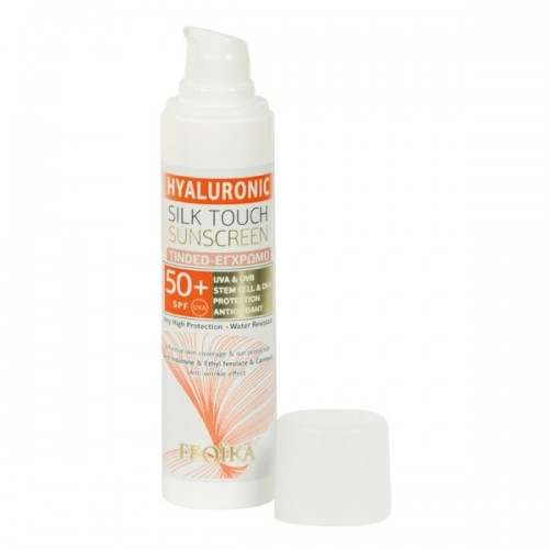 Froika Hyaluronic Silk Touch Sunscreen Tinted Light SPF 50+ 40 ml