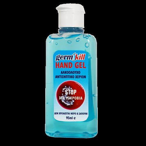 Germ Kill Αντισηπτικό Gel Χεριών 95 ml