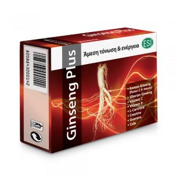 Esi Ginseng Plus Rapid Energy 30 Φυτικές Κάψουλες