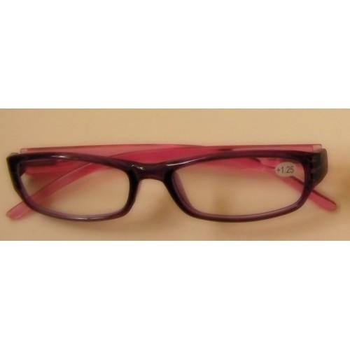 Γυαλιά Πρεσβυωπίας Γυναικεία Δίχρωμα Φούξια-Ροζ