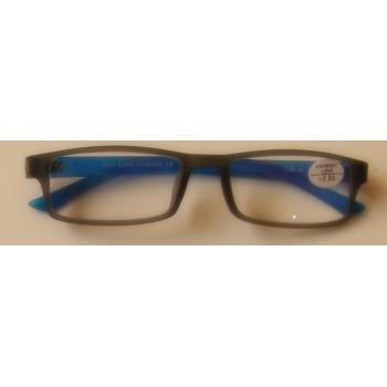 Γυαλιά Πρεσβυωπίας Δίχρωμα Γκρι-Μπλε