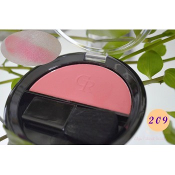 Golden Rose Silky Touch Blush-On 209 6 g