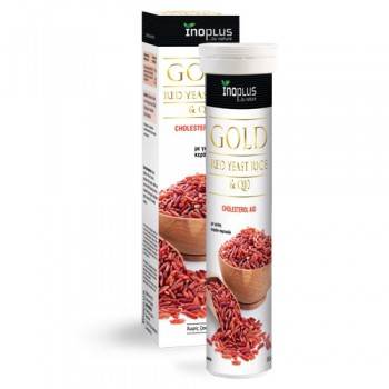 Inoplus Gold Red Yeast Rice & Q10 x 20 eff. tabs