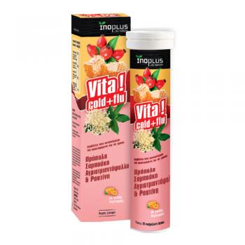 Inoplus Vita Cold & Flu x 20 eff. tabs