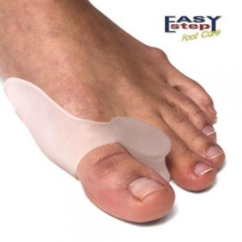 Προστατευτικό Σιλικόνης Για Κότσι Με Διαχωριστικό Δακτύλων Easy Step Foot Care JOHN'S 17264