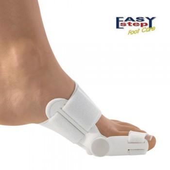 Hallux Valgus Νάρθηκας Για Κότσι Ημέρας & Νύχτας Έσω Υποδήματος Με Άρθρωση Easy Step Foot Care JOHN'S (Ζεύγος) βλαισός ποδιού κότσι