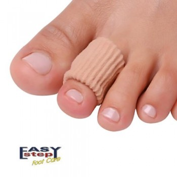 Σωλήνας Δακτύλων Σιλικόνης Easy Step Foot Care JOHN'S 17260