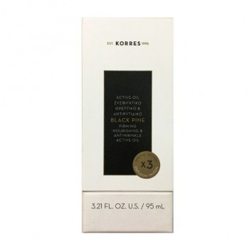 Korres Active Oil Μαύρη Πεύκη Limited Edition 95ml