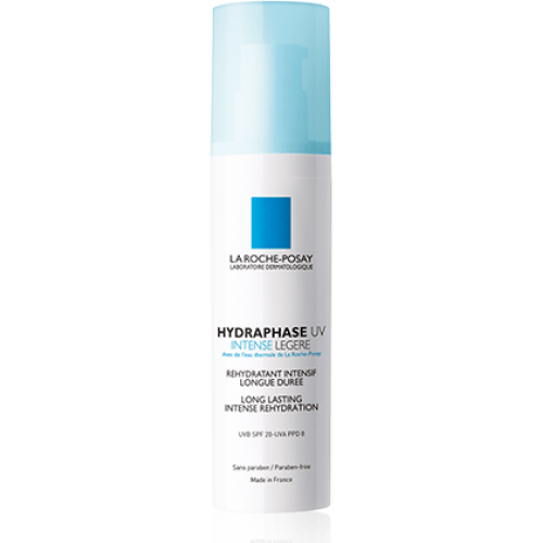La Roche Posay Hydraphase UV Intense Legere SPF 20 Ενυδατική Κρέμα Προσώπου με Αντηλιακή Προστασία 50 ml