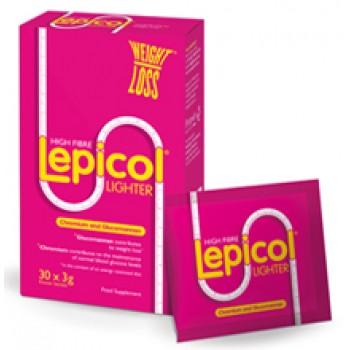 Lepicol Lighter Συμπλήρωμα Διατροφής για Απώλεια Βάρους 30 Φακελάκια x 3g