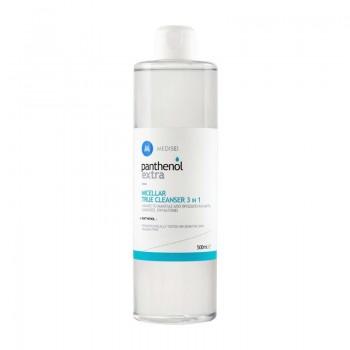 Medisei Micellar True Cleanser 3 in 1 500 ml Καθαρισμός